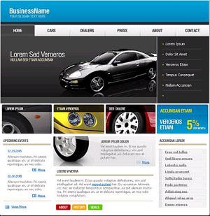 Готовые дизайны сайтов бесплатно